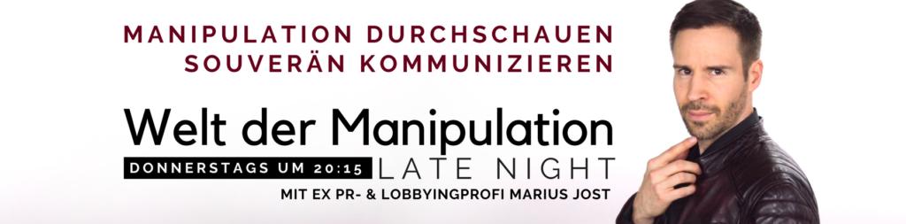 Welt der Manipulation
